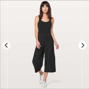Lululemon blissed out culotte leggings